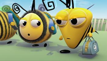 The Hive - S1E37 - Brave Bee