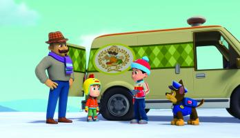 Paw Patrol - S2E224 - Pups Save a Pizza/Pups Save Skye