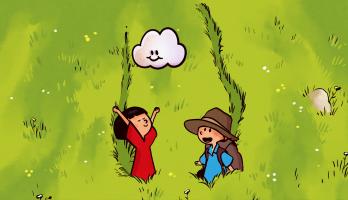 Ella, Oscar & Hoo - E17 - The Cloud Hunters
