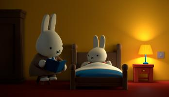 Miffy's Adventures Big and Small - E37 - Grandpa and the Ghost