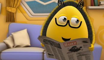 The Hive - S1E13 - Buzzbee's Lullaby