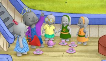 Ella the Elephant - E1 - Girl's Club