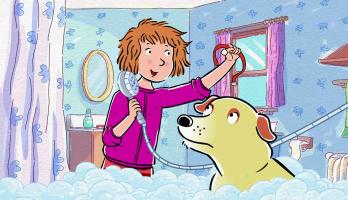 Martha Speaks - S1E15 - Martha Ain't Nothin' but a Pound Dog Part I&II