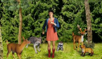 Ginalina's Music Club - S1E1 - Forest Friends' Nature Club