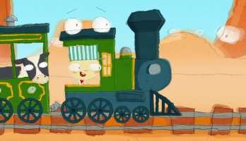 The Day Henry Met...? - S1E13 - A Train