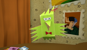 Paper Tales - E5 - Bird's Eye View
