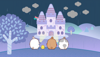 Molang - S1E31 - The Castle