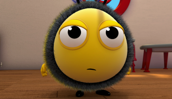 The Hive - S2E116 - Fuddy Duddy Buzz