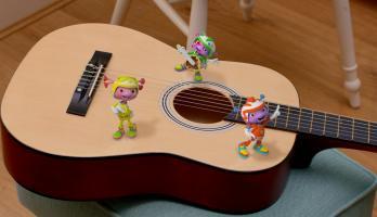 Floogals - S2E7 - Project Guitar