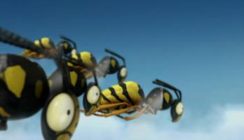 Minuscule - S1E4 - Wasp Belle