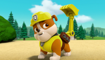 Paw Patrol - S3E302 - Pups Save A Gold Rush/Pups Save A Paw Patroller