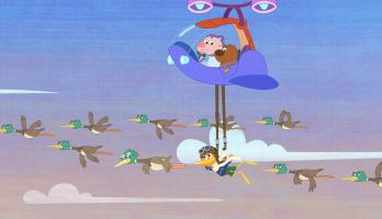 P King Duckling - E26 - Fly P.King, Fly