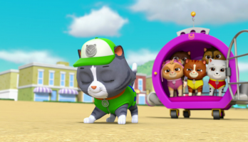 Paw Patrol - S2E220 - Pups Save the Mayor's Race/Pups Save an Outlaw's Loot