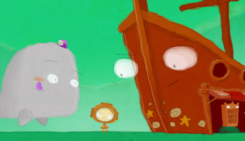 The Day Henry Met...? - S1E14 - A Whale