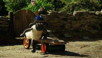 Shaun the Sheep - S3E14 - The Skateboard