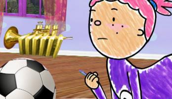 Pinky Dinky Doo - S2E3 - Tooting Trunk
