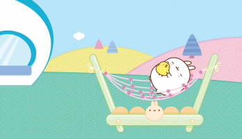 Molang - S3E1 - The Instructions