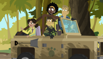 Wild Kratts - S6E2 - Mystery of the Flamingo's Pink