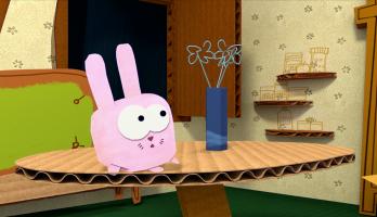 Paper Tales - E1 - Rabbit or Cat?
