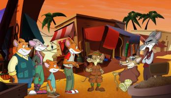 Geronimo Stilton - S2E2 - The Great Jellybean Adventure