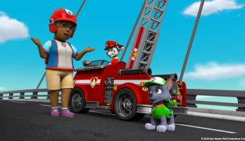 Paw Patrol - S6E23 - Pups Rescue a Rescuer/Pups Rescue the Phantom of Frog Pond