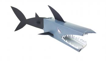 Box Yourself Minis - S1E34 - Cracker Shark