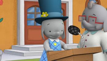 Ella the Elephant - E26 - Ella for Class President