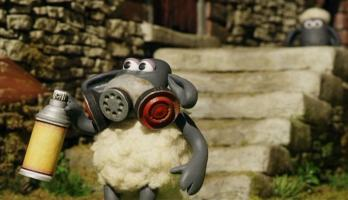 Shaun the Sheep - S3E5 - Let's Spray
