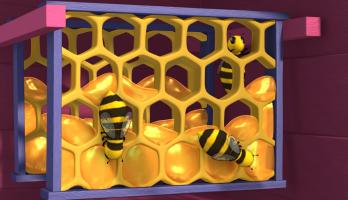Ruff-Ruff Tweet and Dave - S2E20 - A Honey Adventure