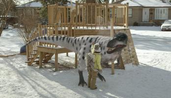 Dino Dana - S3E21 - Dino Deep Freeze/Dino Garden