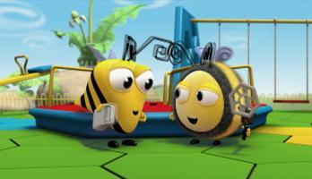The Hive - S1E39 - Buzzbee Makes a Swap