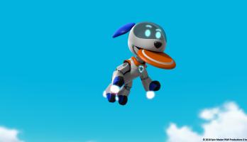 Paw Patrol - S6E22 - Pups Save a Humsquatch/Pups Save a Far Flung Flying Disc