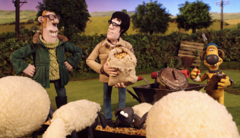 Shaun the Sheep - S4E19 - Phoney Farmer