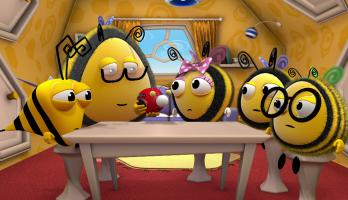 The Hive - S2E81 - Chatterbug