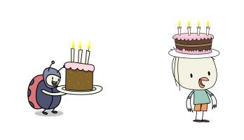 Sweet Treats - E11 - Happy Birthday