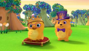 Ruff-Ruff Tweet and Dave - S2E15 - A Princess Adventure