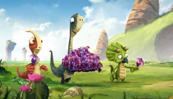 Gigantosaurus - E15 - Please Don't Pick the Flowers