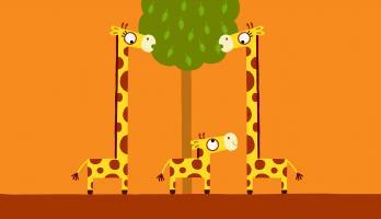Animanimals - E19 - Giraffe