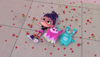 Abby Hatcher - S1E15 - Princess Flug's Flowery Adventure/Fuzzliest Dinner