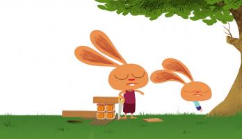Mister Rabbit - E19 - DIY