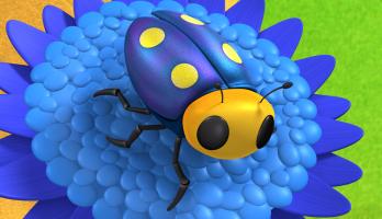 Ruff-Ruff Tweet and Dave - S2E9 - A Bug Adventure