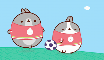 Molang - S2E9 - The Soccer Match