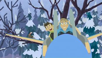 Wild Kratts - S2E26 - Journey to the Subnivean Zone