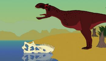 Ralph and the Dinosaurs - E18 - Rajasaurus