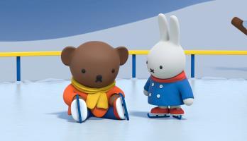 Miffy's Adventures Big and Small - E38 - Boris on Ice