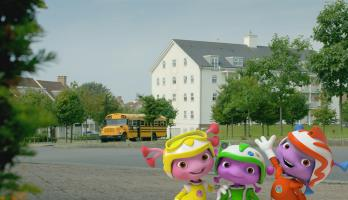 Floogals - S2E18 - Project School Bus