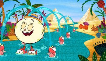 Let's Go Luna! - S1E5 - Bob the Plant/Aren't We a Pair
