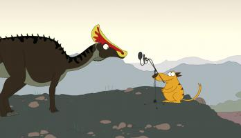 Ralph and the Dinosaurs - E15 - Olorotitan