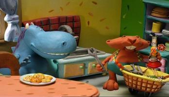 Dragon - S2E15 - Dragon's Helps Beaver