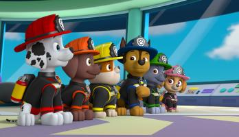 Paw Patrol - S5E17 - Ultimate Rescue: Pups Save the Movie Monster